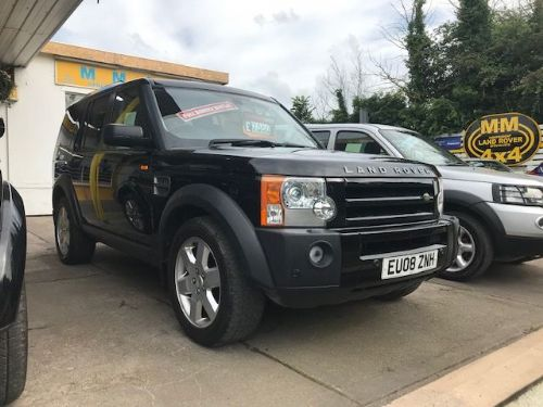 ***SOLD***Discovery 3 2.7 TDV6 Auto 2008***SOLD